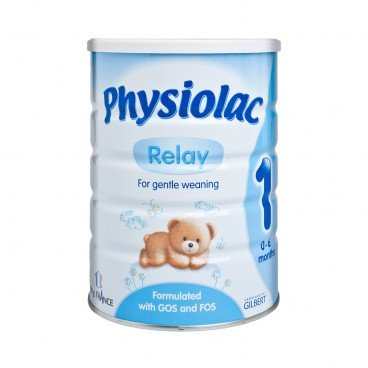 PHYSIOLAC - Milk Formula 1 - 900G