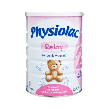 PHYSIOLAC Milk Formula 2 900G