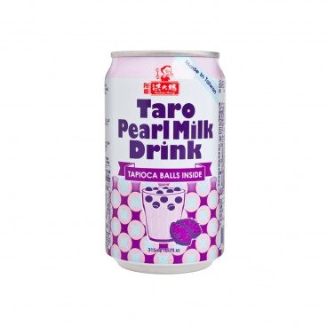 HONG DA MA - Taro Pearl Milk - 315ML
