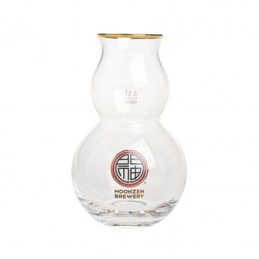 MOONZEN Golden Gourd Glass 500ML