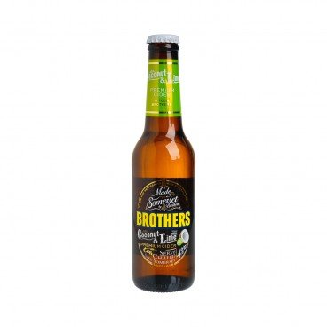 BROTHERS - Cider Coconut Lime - 275ML