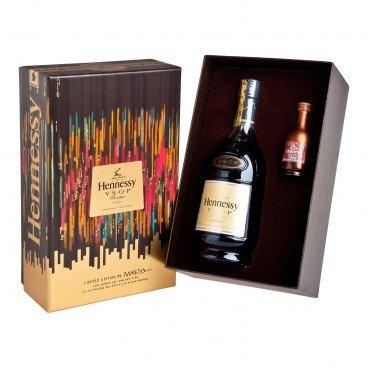 HENNESSY Vsop Limited Edition 70 cl With Miniature 2018 70CL
