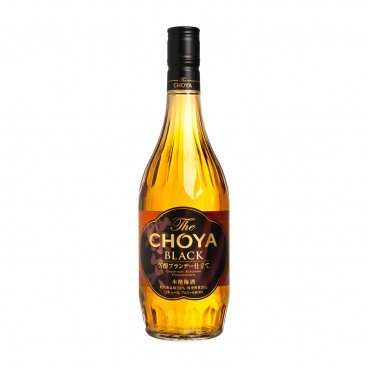 CHOYA - Black Umeshu - 720ML