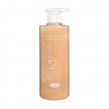 REN GUANG DO - Camellia Seed Botanical Treatment Shampoo - 500ML