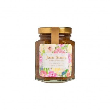 JAM STORY Lemon Orange Earl Grey Jam 100G