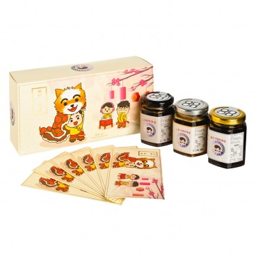 MAMA WORKSHOP - Gift Set lemon With Rock Sugar - 230GX3