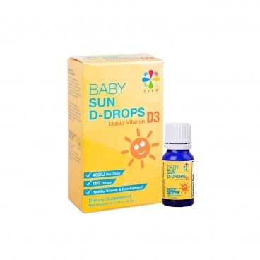 LIFE NUTRITION Baby Sun D drops 5ML
