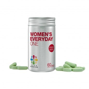LIFE NUTRITION - Womens Everyday One - 60'S