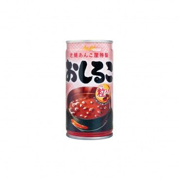 ASAHI - Red Bean Soup Can - 190G