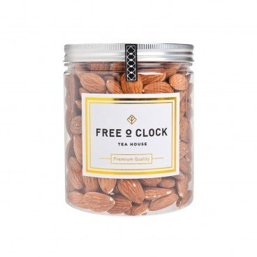 FREEOCLOCK Premium Roasted Almond 450G