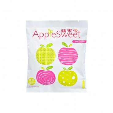 APPLE SWEET Apple Chips chrispy 18G