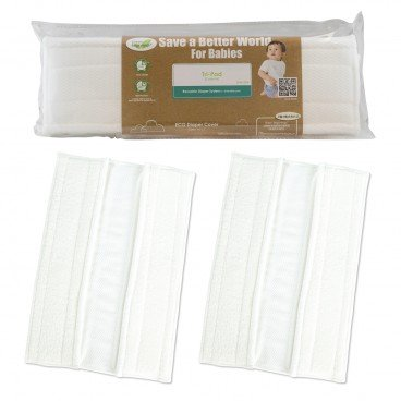 GREEN BEGINNINGS ® Tri Pad 2 pcs Set 2'S
