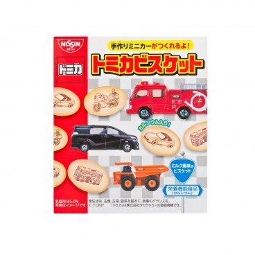 DISNEY - Tomica Biscuits - 55G