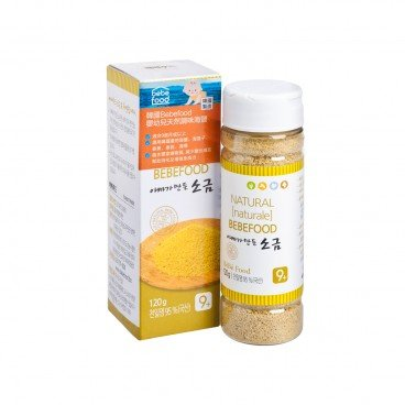 BEBEFOOD NATURAL BLENDED SALT