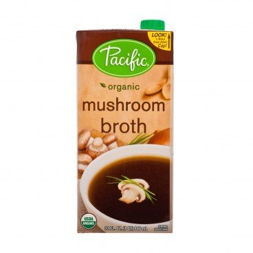 PACIFIC Organic Mushroom Broth 946ML