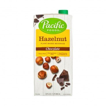 PACIFIC Hazelnut Non dairy Beverage chocolate 946ML