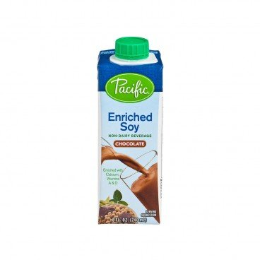 PACIFIC Enriched Soy Milk chocolate 240ML