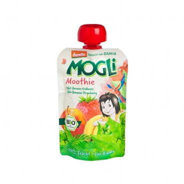 MOGLI Organic Moothies Strawberry 100G
