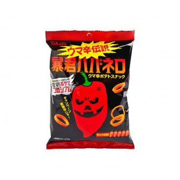 TOHATO - Habanero Spicy Chips Ring - 56G