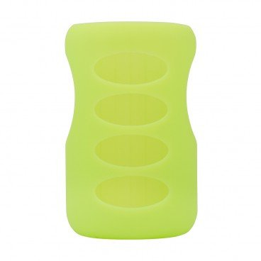 9OZ WIDE-NECK GLASS BOTTLE SLEEVE-RANDOM COLOR