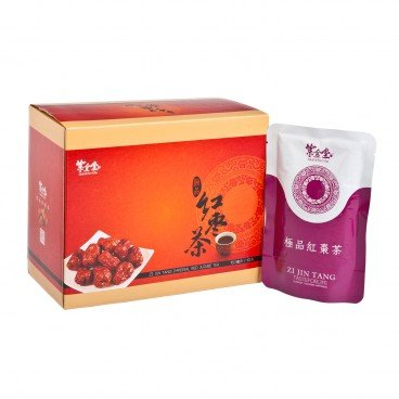 ZI JIN TAN Imperial Red Jujube Tea 150GX10