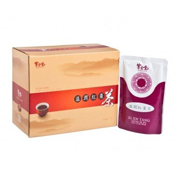 ZI JIN TAN Warm Tea With Red Dates 150GX10