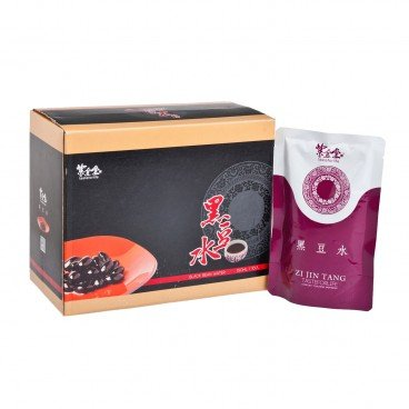 ZI JIN TAN Black Bean Water 150GX10