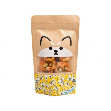 MISS.SNACK Dried Chicken Okra And Oat Strip With Sweet Potato 80G