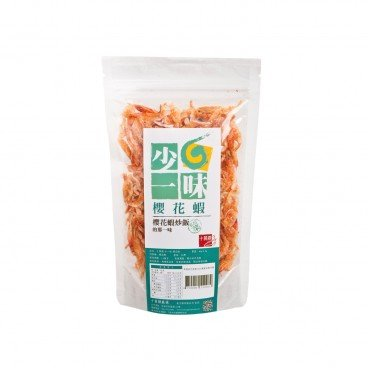 TENWINGS Taiwan Dried Sakura Shrimp 40G