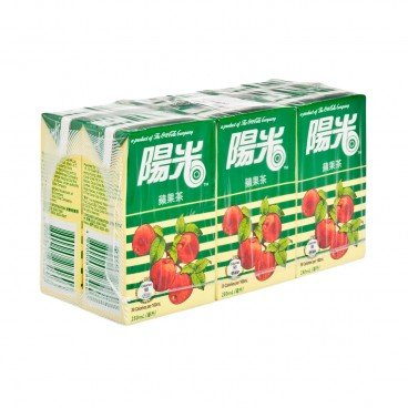 HI-C Apple Tea 250MLX6