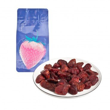 SUNNY GOGO - Dried Strawberry - 80G