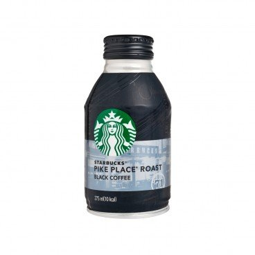 STARBUCKS Pike Place Roast Black Coffee 275ML