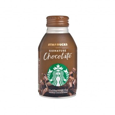 STARBUCKS Signature Chocolate 275ML