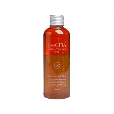 AMOFIA - Combination Skin organic Skin Juice - 100ML