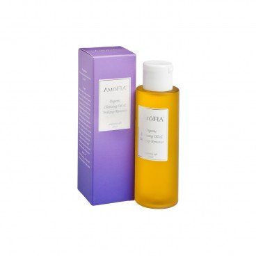 AMOFIA Organic Makeup Remover cleasing Oil 100ML