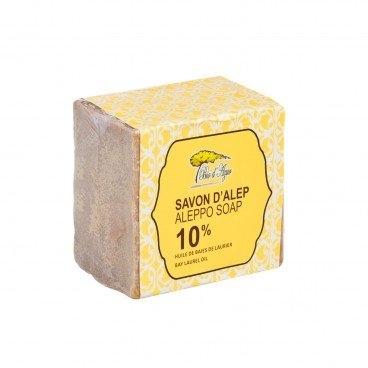 BIO D'AZUR MAAT Aleppo Soap 10 Laurel Oil 190G