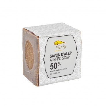 BIO D'AZUR MAAT Aleppo Soap 50 Laurel Oil 190G