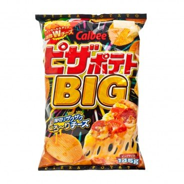 CALBEE Big Pizza Chips 145G