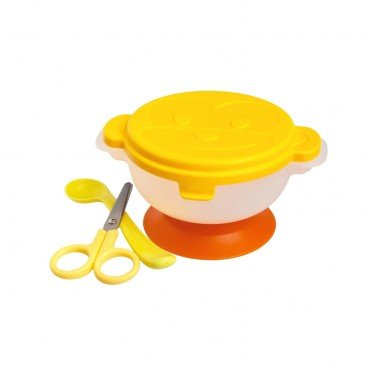 DODOPAPA - Dining Out Bowl Set yellow - PC
