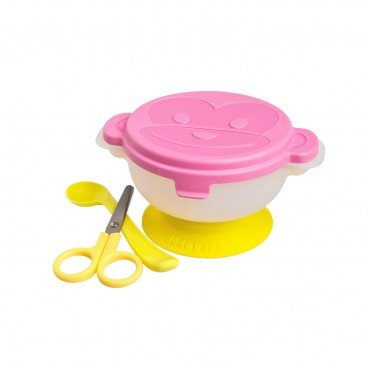 DODOPAPA - Dining Out Bowl Set pink - PC