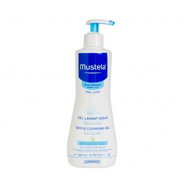 MUSTELA(PARALLEL IMPORT) - Gentle Cleansing Gel - 500ML