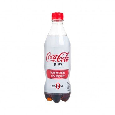 COCA-COLA Coke Plus 500ML