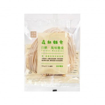 FORESTNOODLES Dry Noodle sesame Oil PC