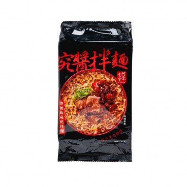 A-SHA Hearty Noodle Chili Sichuan Pepper Flavour 116G