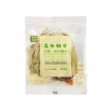 FORESTNOODLES Dry Noodle pepper  Sesame Oil PC