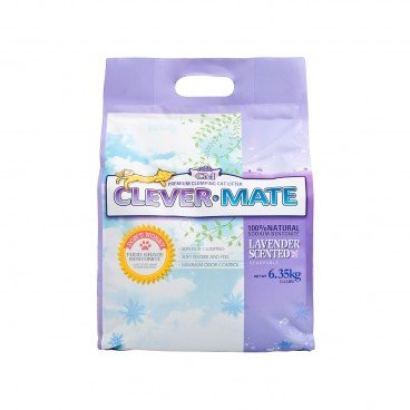 CLEVER-MATE Lavender Scented 6.35KG