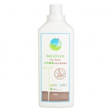 CF LIFE BY CHOI FUNG HONG - Natural Enzyme Floor Cleaner - 1L