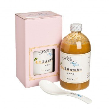 ANGEL MAISON Ginger Garlic  Lemon Juice Vinegar original 500G