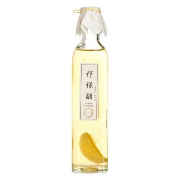 MORNING STEP - Handmade Lemon Vinegar L - 500ML