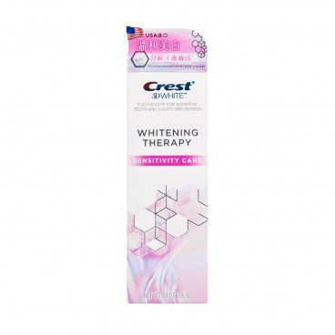 CREST WHITENING THERAPY-SENSITIVITY CARE